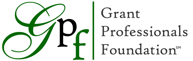 Grant Professionals Foundation